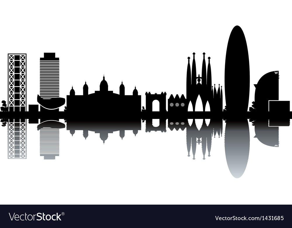 Cityscape vector | Price: 1 Credit (USD $1)