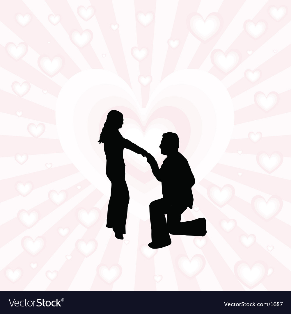 Marry me design vector | Price: 1 Credit (USD $1)