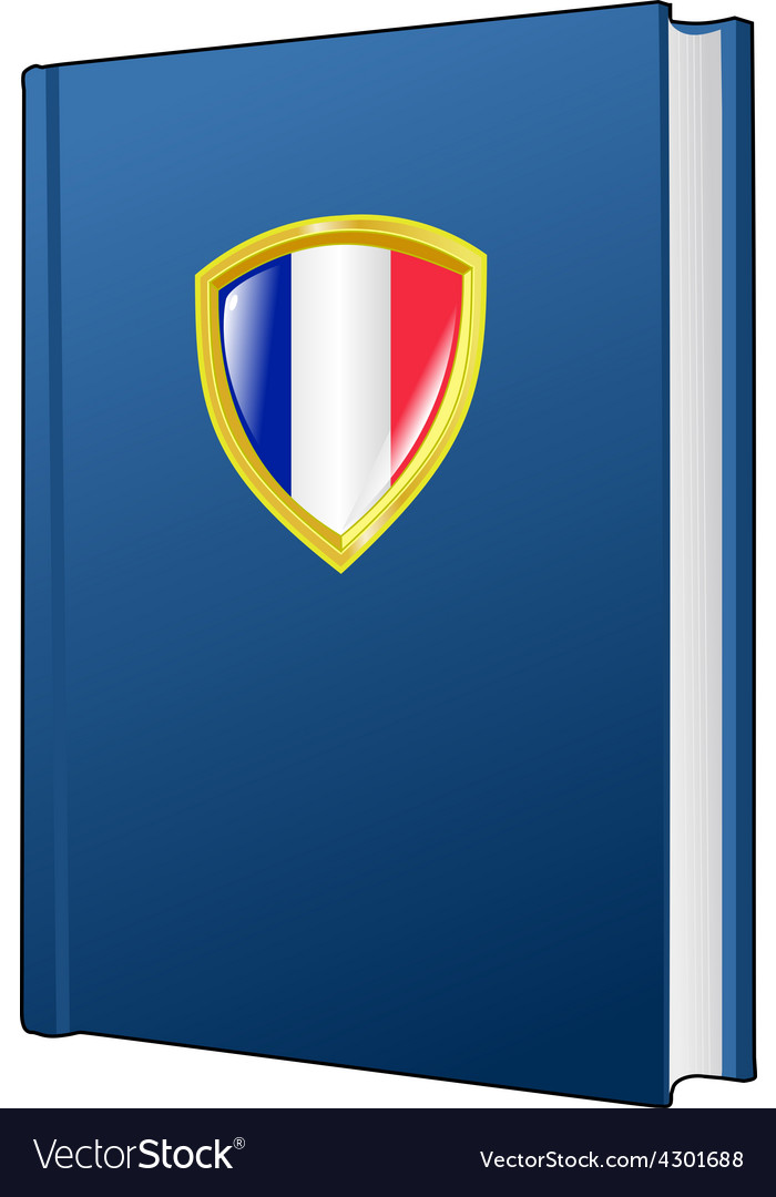 Constitution of france vector | Price: 1 Credit (USD $1)