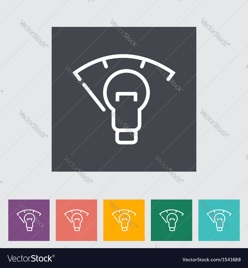 Panel illumination vector | Price: 1 Credit (USD $1)