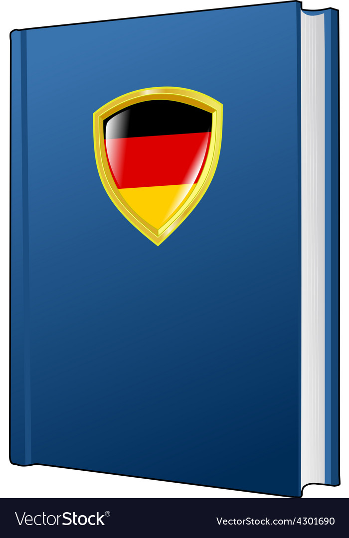 Constitution of germany vector | Price: 1 Credit (USD $1)