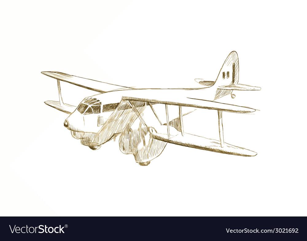 Aeroplane vector   Price: 1 Credit (USD $1)