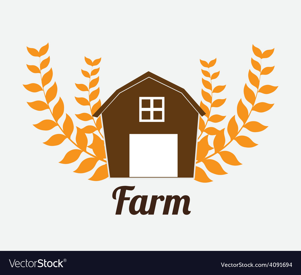 Farm design vector   Price: 1 Credit (USD $1)