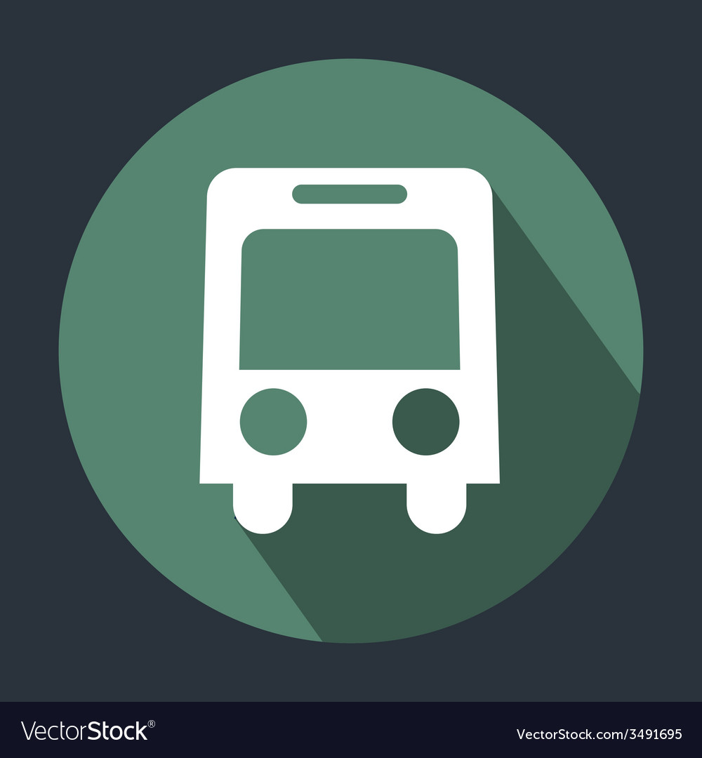 Bus design vector | Price: 1 Credit (USD $1)