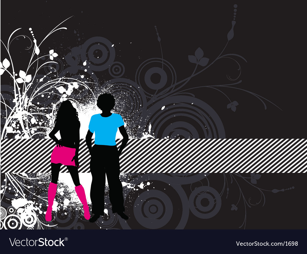 Grunge youth vector | Price: 3 Credit (USD $3)