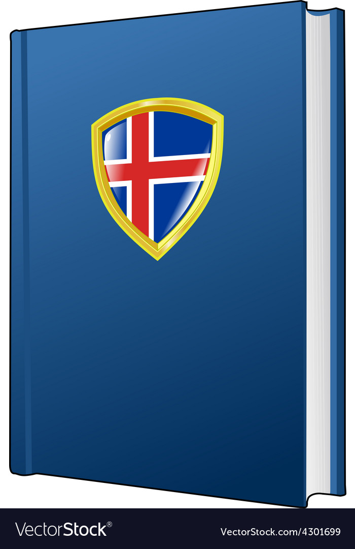 Constitution of iceland vector | Price: 1 Credit (USD $1)