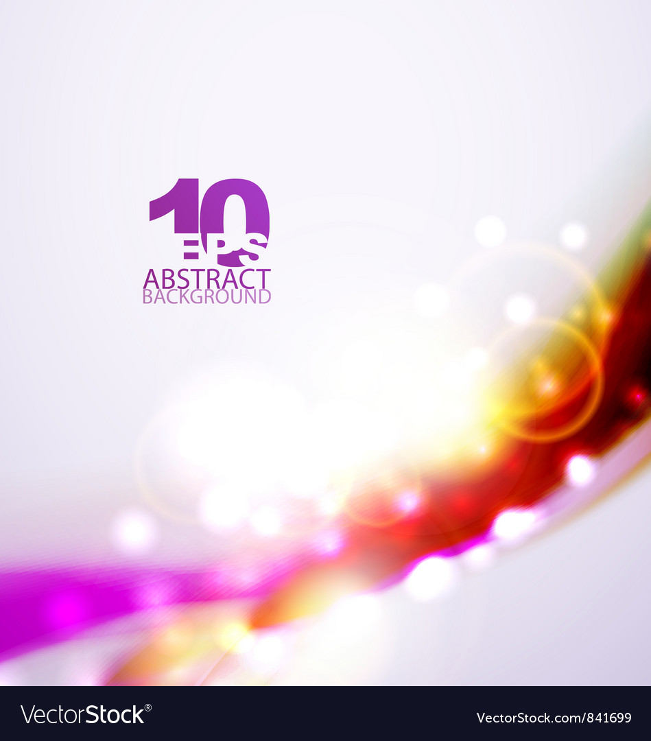 Shiny line abstract background vector | Price: 1 Credit (USD $1)