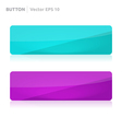 Button template web blue and purple vector