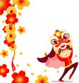 Chinese new year celebration vector