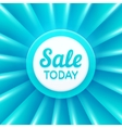 Sale today design template banner vector