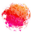 Color blob vector