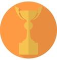Cup award vector