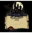 Halloween design rgb vector