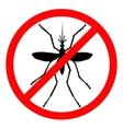 Stop mosquito vector