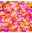 Valentine theme seamless pattern vector