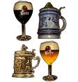 Beers vector