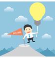 Use idea to success vector