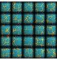 Color tile vector