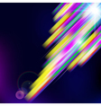 Abstract shiny technology trendy background vector