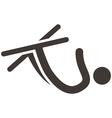Freestyle icon vector