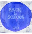 School background vector