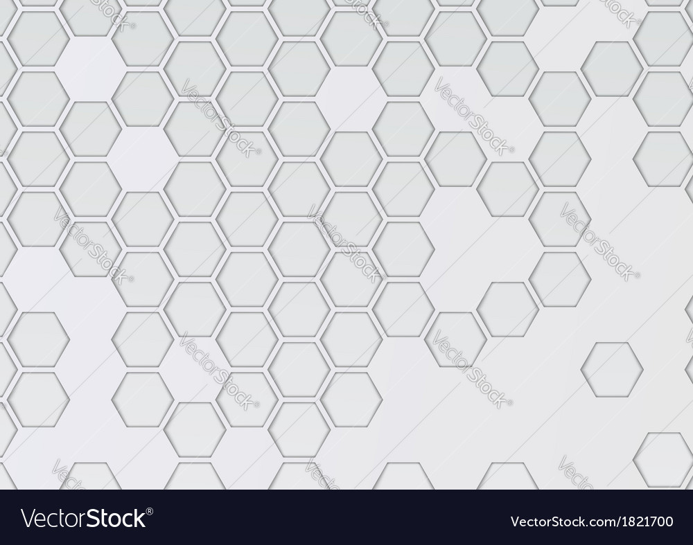 Transparent layered background with hexagons vector   Price: 1 Credit (USD $1)