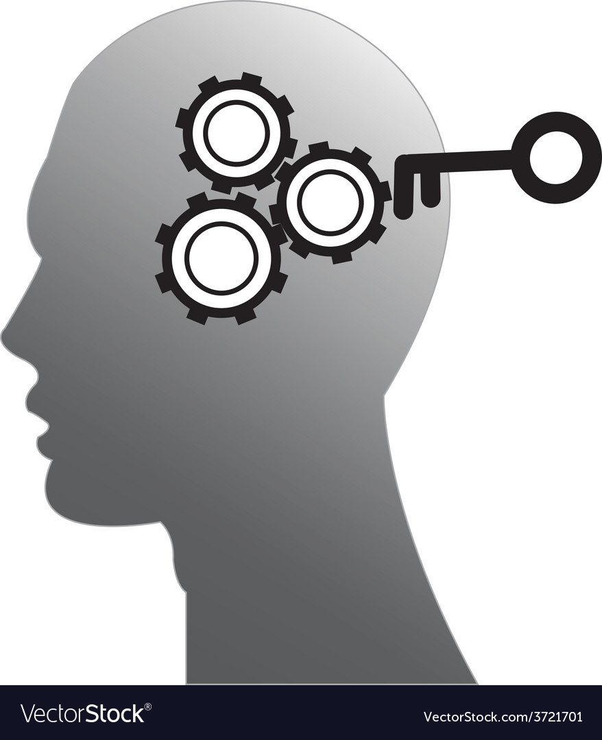 Head brain vector   Price: 1 Credit (USD $1)