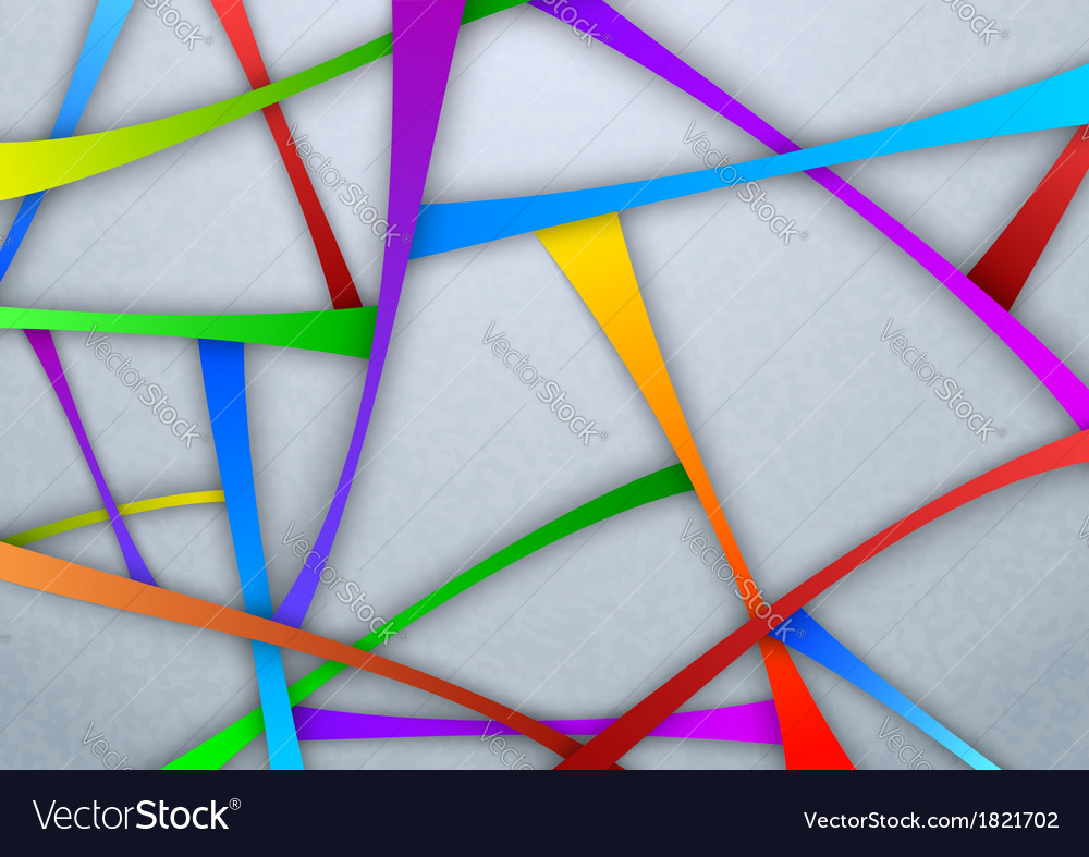 Layered template - abstract background vector | Price: 1 Credit (USD $1)