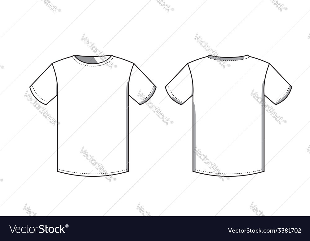 T-shirt icon vector | Price: 1 Credit (USD $1)