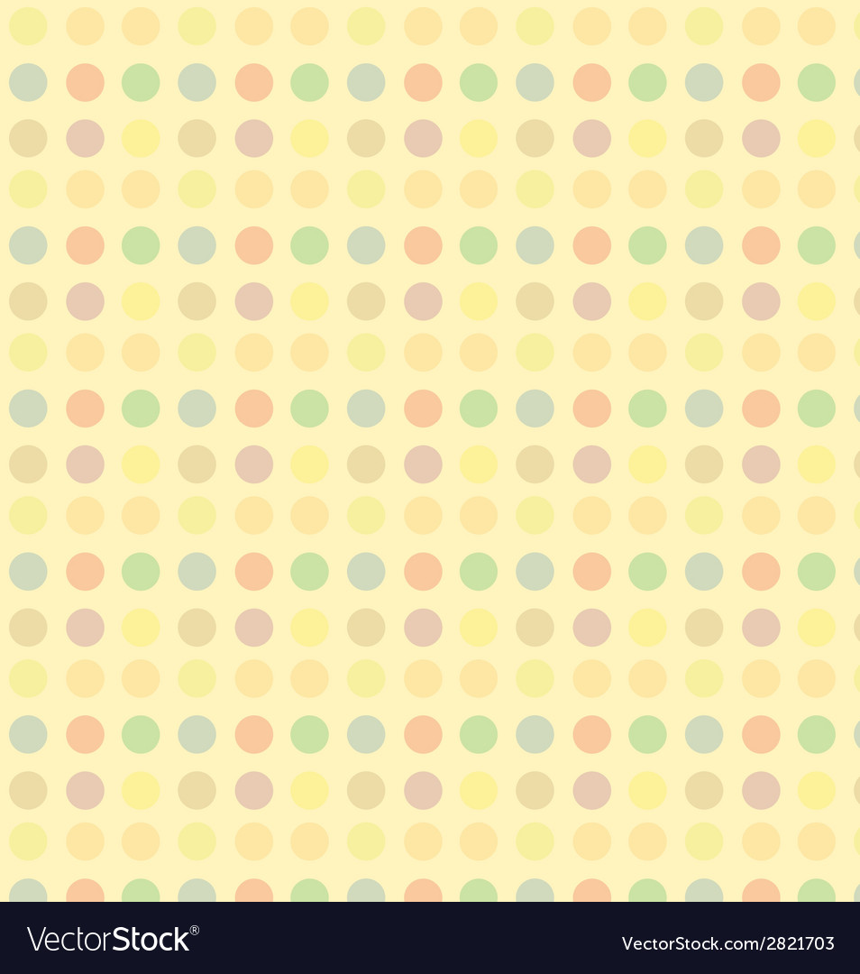 Dot seamless 2 vector | Price: 1 Credit (USD $1)