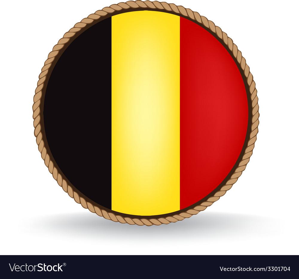Belgium seal vector | Price: 1 Credit (USD $1)