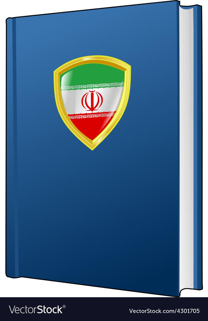 Constitution of iran vector | Price: 1 Credit (USD $1)