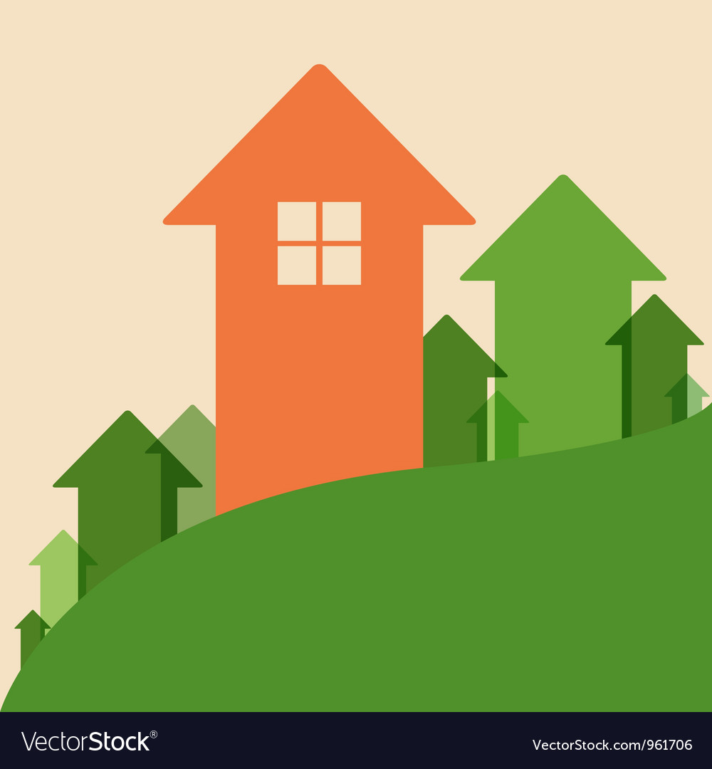 House value vector | Price: 1 Credit (USD $1)