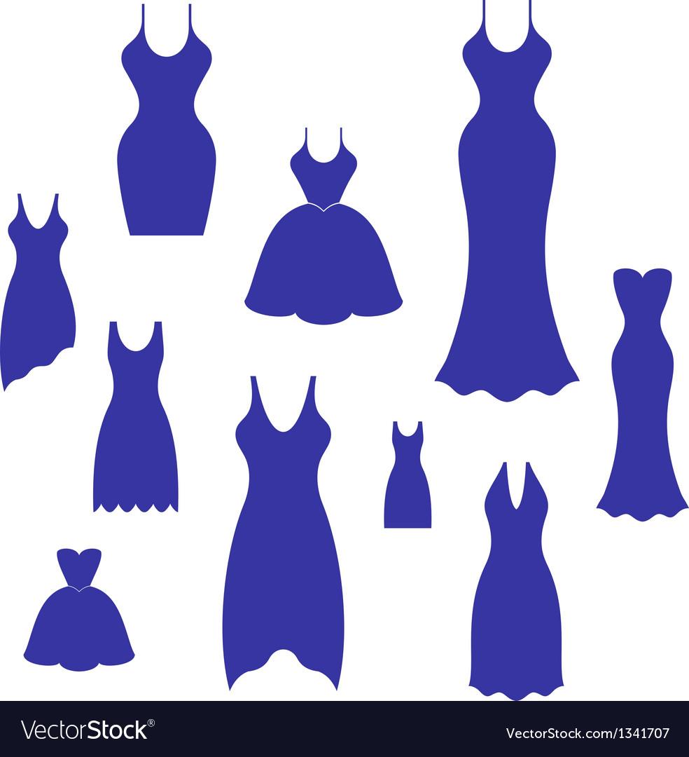 Dress vector | Price: 1 Credit (USD $1)