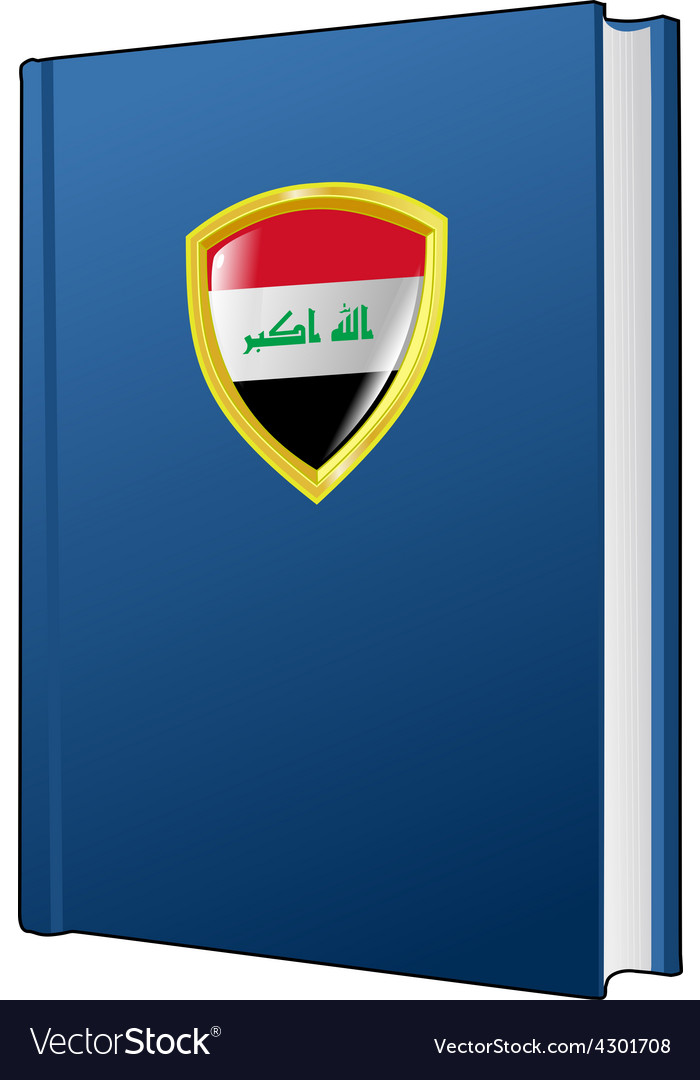Constitution of iraq vector | Price: 1 Credit (USD $1)