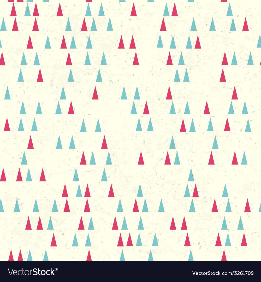 Christmas tree seamless vector | Price: 1 Credit (USD $1)