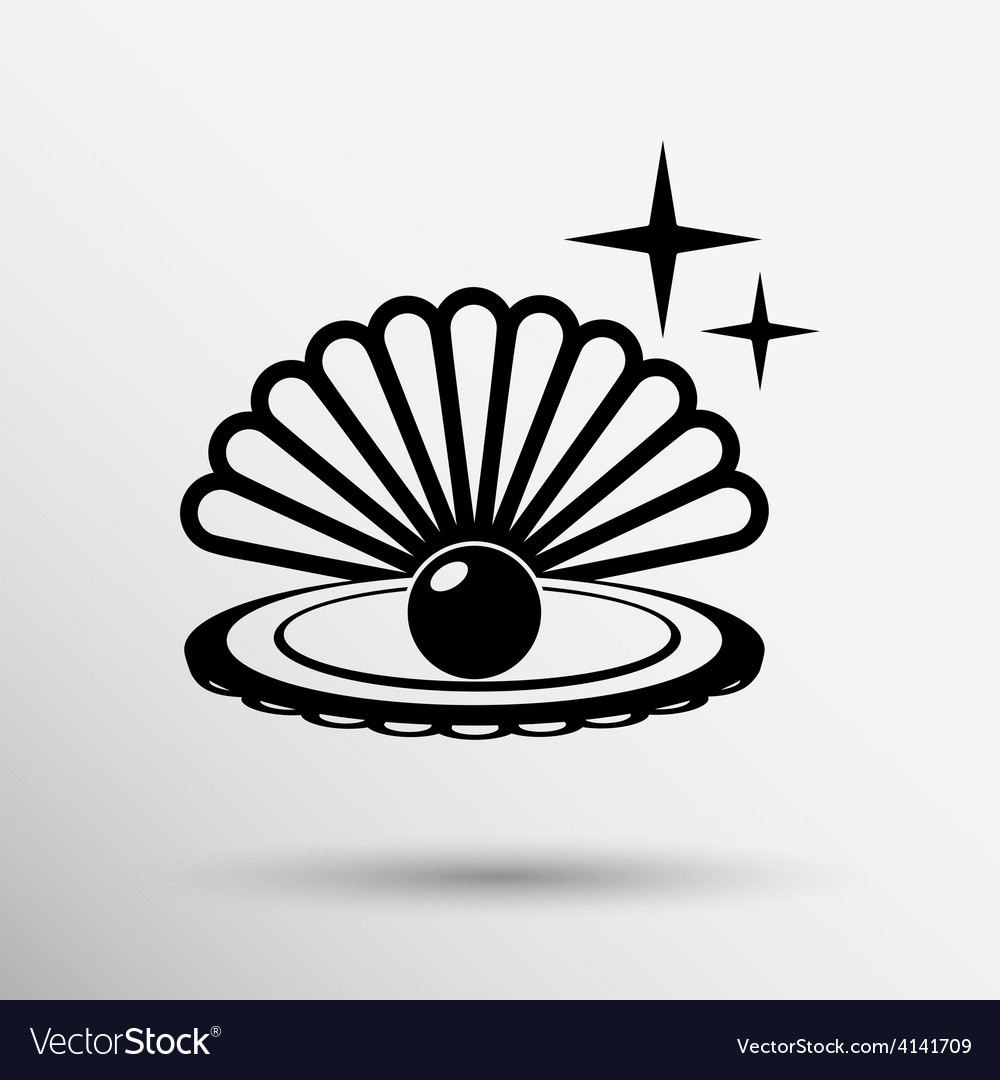 Gray web icon pearl isolated ball symbol vector   Price: 1 Credit (USD $1)