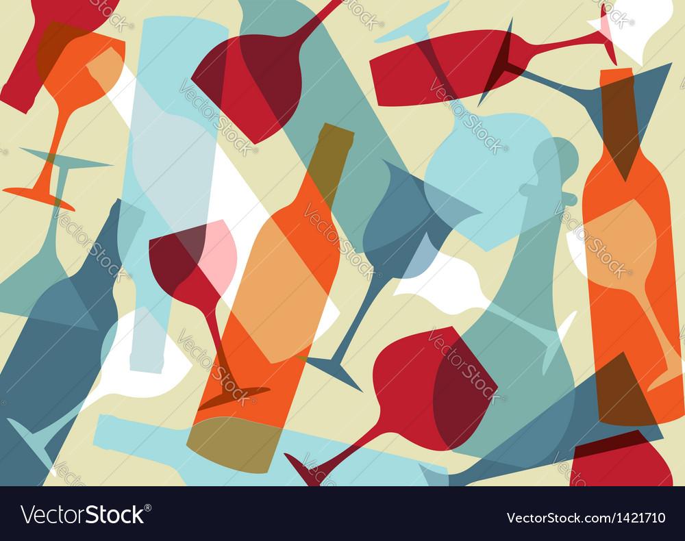 Beverage texture background vector | Price: 1 Credit (USD $1)