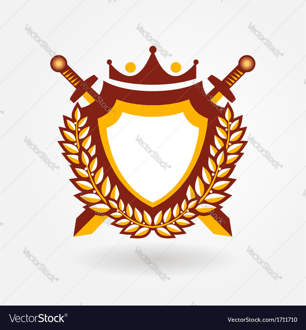 Blazon design vector | Price: 1 Credit (USD $1)