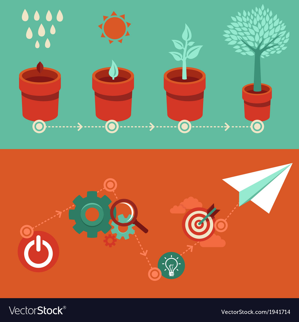 Strategy growth vector | Price: 1 Credit (USD $1)