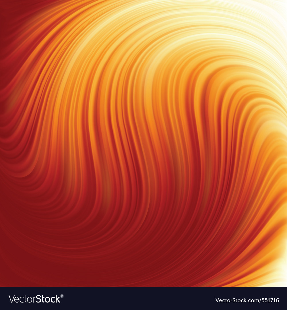 Fire abstract composition vector | Price: 1 Credit (USD $1)