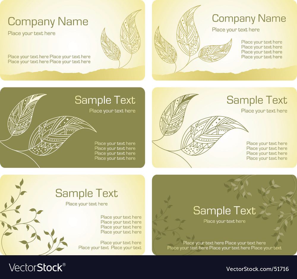 Label leaf vector | Price: 1 Credit (USD $1)