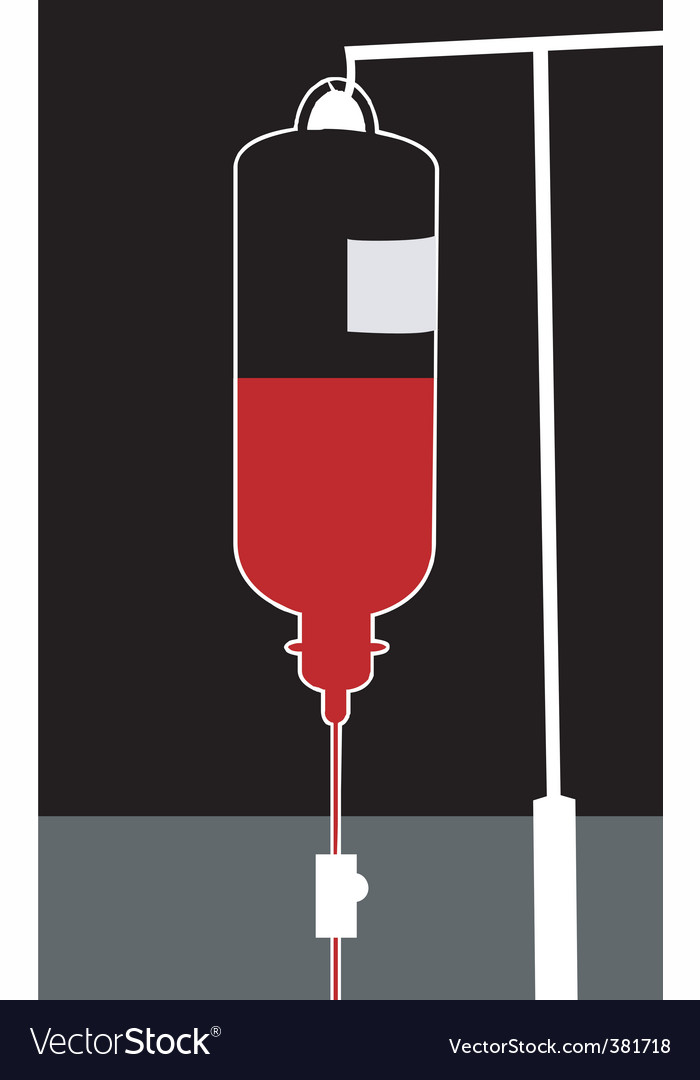 Blood transfusion vector | Price: 1 Credit (USD $1)
