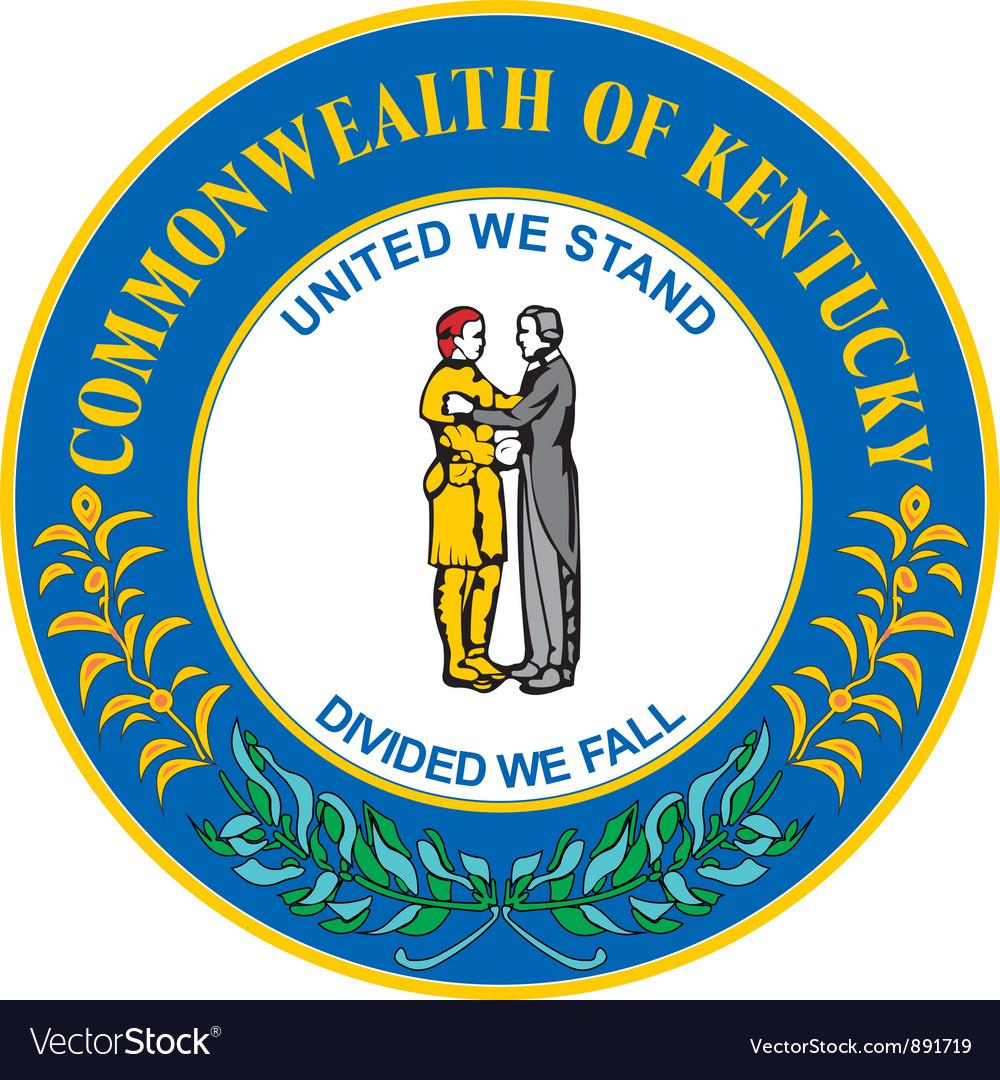 Commonwealth of kentucky vector   Price: 1 Credit (USD $1)