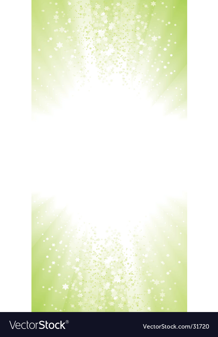 Party stars copy space banner vector | Price: 1 Credit (USD $1)