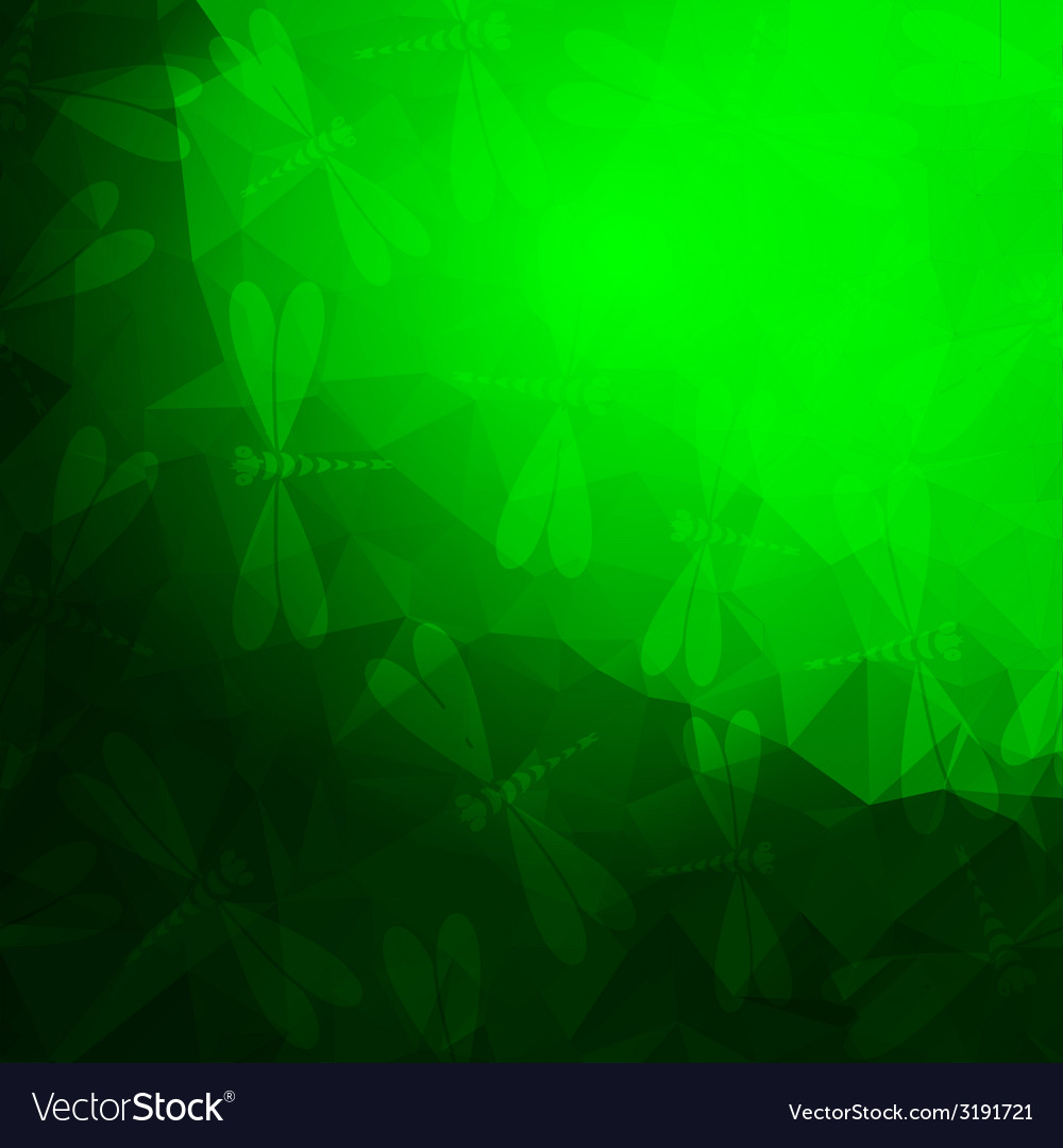 Bright green frame vector | Price: 1 Credit (USD $1)