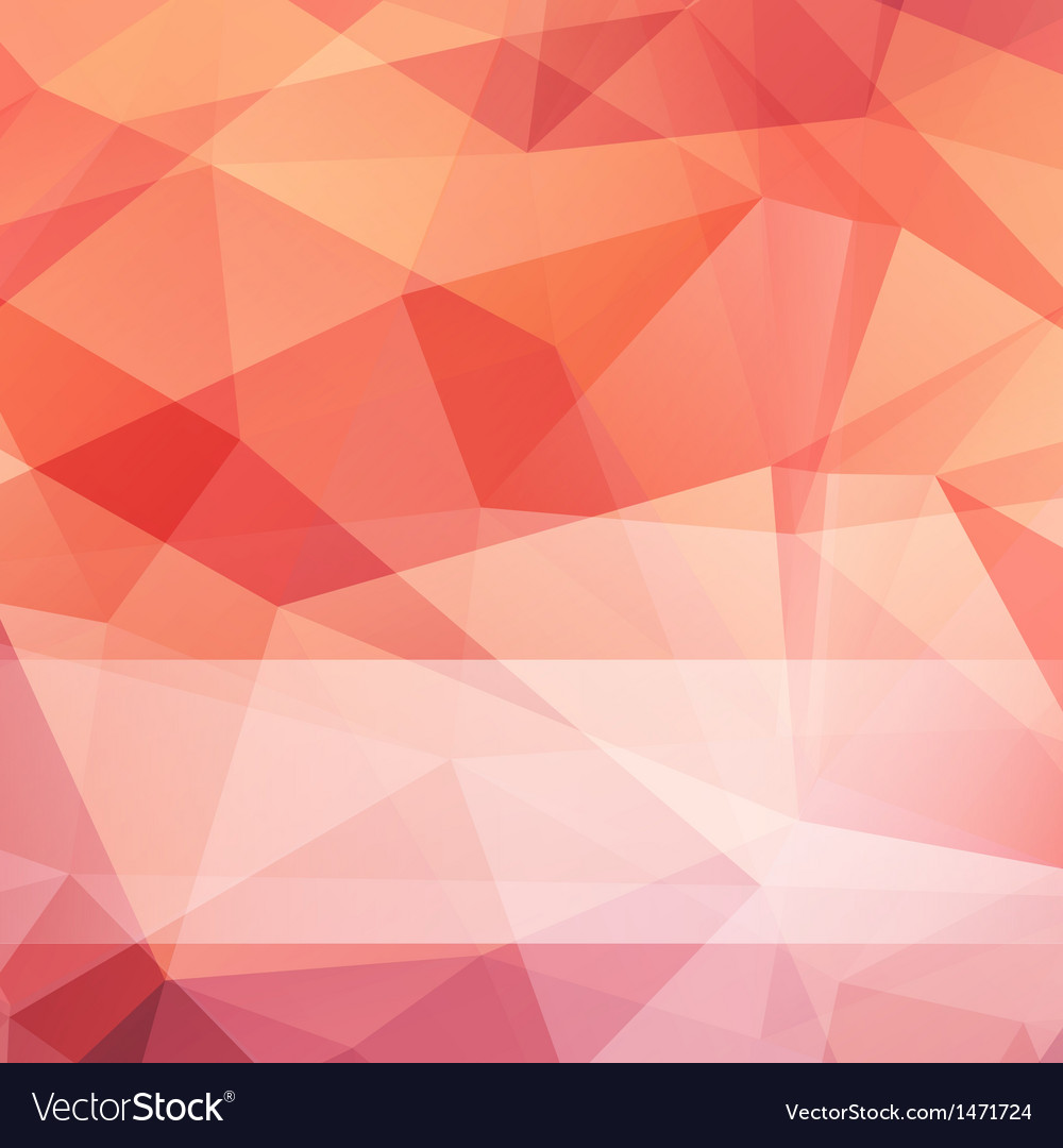Abstract triangle mesh background vector   Price: 1 Credit (USD $1)