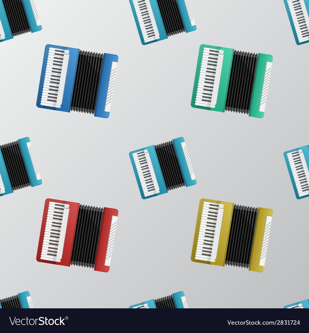 Background for accordion vector | Price: 1 Credit (USD $1)