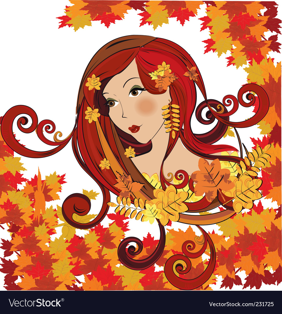Mother nature vector | Price: 3 Credit (USD $3)