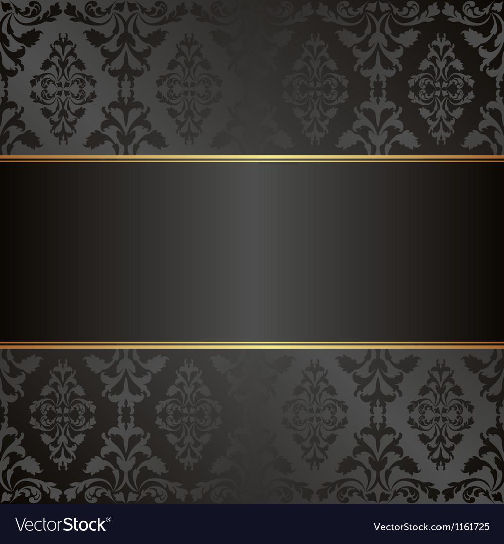 Velvet black background vector | Price: 1 Credit (USD $1)
